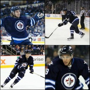 the Winnipeg Jets that made the Top 4